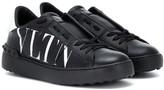 Valentino Garavani VLTN leather sneakers