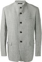 Issey Miyake buttoned jacket