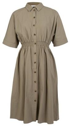 Dorothy Perkins Womens *Blue Vanilla Green Oversized Shirt Dress, Green