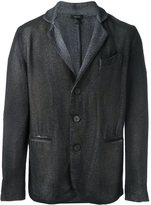 Avant Toi three button blazer