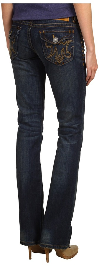 MEK Wyatt Slim Bootcut in Cody (Cody) - Apparel