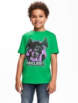 Old Navy Minecraft Tee for Boys