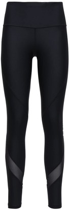 Under Armour Ua Hg Armour Leggings W/ Mesh Inserts