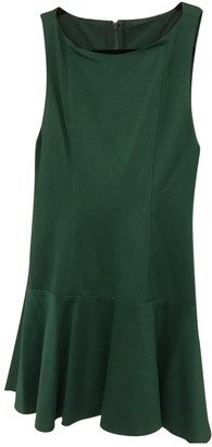 Alice + Olivia Green Linen Dress for Women
