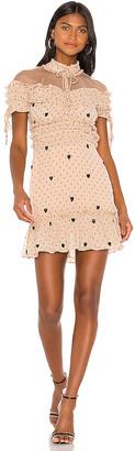 NBD Cherry Pie Mini Dress