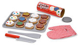 Melissa & Doug Toy Cupcake Set