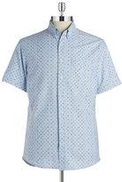 7 Diamonds Short-Sleeve Sportshirt