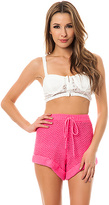 Style Stalker The Moon Base Shorts