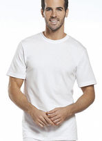 Jockey Mens Classic Crew Neck 3 Pack T-Shirts Shirts 100% cotton