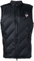 Rossignol Gregoire gilet - men - Feather Down/Nylon - 46