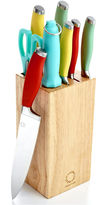 Martha Stewart Collection Cutlery, 9 Piece Colored Set