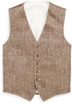 Polo Ralph Lauren Slub Herringbone Vest