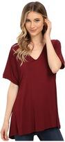 Culture Phit Viola Modal Short Sleeve Top Women's T Shirt