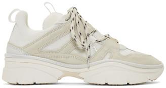 Isabel Marant Off-White Kindsay Sneakers