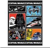 Disney Star Wars Classic fleece Throw