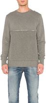 Diesel Dry Sweatshirt in Gray. - size S (also in )