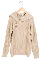 Gucci Girls' Knit Long Sleeve Sweater w/ Tags