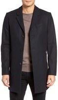 Ted Baker Jackson Wool Overcoat