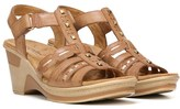 Naturalizer Women's Rory Medium/Wide Wedge Sandal
