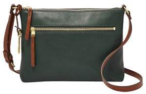 Fossil Fiona Leather Crossbody Bag