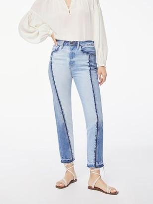 Frame Le Mix Repair Jean