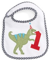 Mud Pie Infant Dino First Birthday Bib