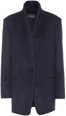 Isabel Marant Felicie wool-blend jacket