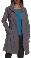 Eileen Fisher Women's Long Organic Cotton Blend Jacket