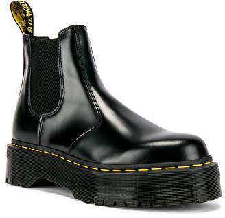 Dr. Martens 2976 Quad Boot in Black | FWRD