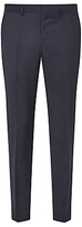 J. Lindeberg Comfort Stretch Wool Slim Suit Trousers, Navy