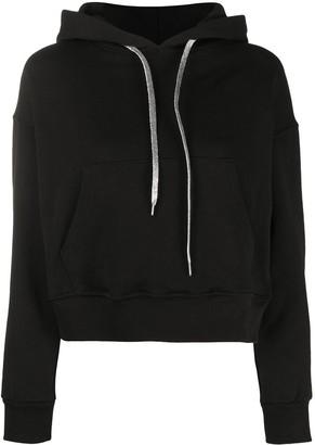 Chiara Ferragni Glitter Water Patch hoodie