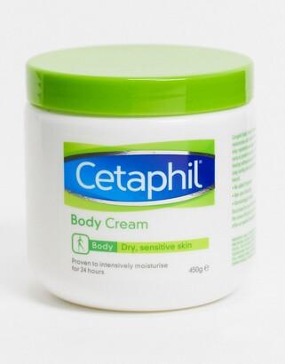 Cetaphil Body Cream Tub Sensitive Skin 450g