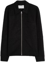 Our Legacy Black Curl Textured Jacket