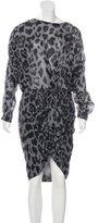 By Malene Birger Wool & Silk-Blend Dress