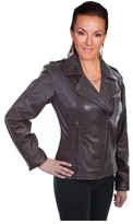 Scully Women's Motorcycle Jacket L246