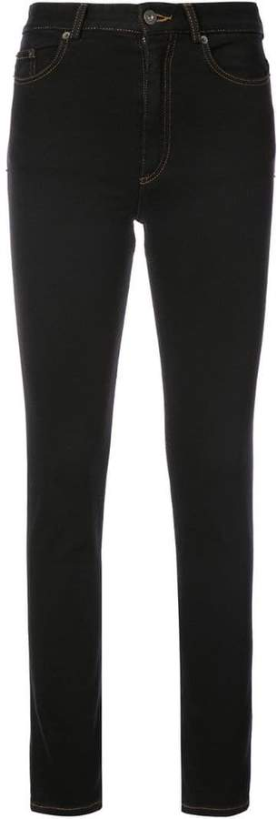 Y/Project Y / Project back cut-out jeans