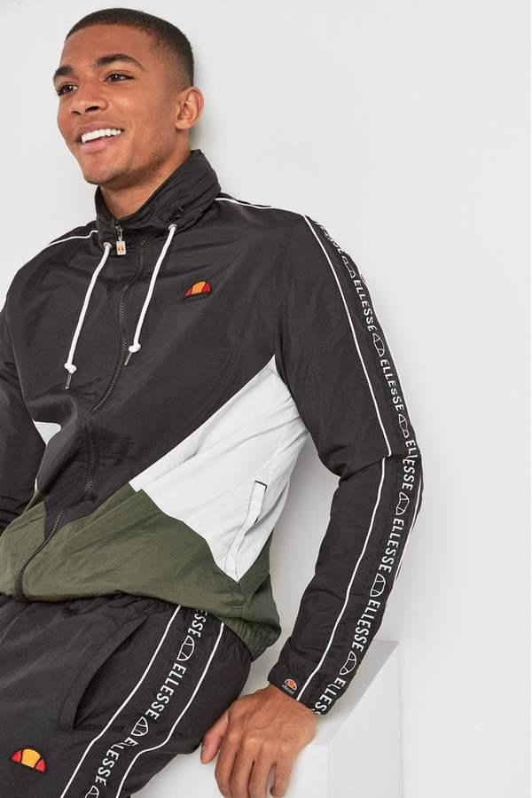 d071f731 Mens Lapaccio Track Jacket - Black
