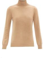 A.P.C. Sandra Wool Roll-neck Sweater - Womens - Beige