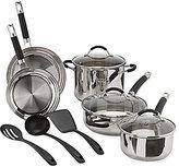 Cuisinart Gourmet 11-Piece Stainless Steel Cookware Set
