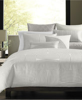 Hotel Collection Luminescent Quilted European Sham