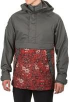 Burton Rambler Anorak Jacket - Waterproof, Zip Neck (For Men)