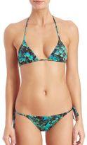 Proenza Schouler Two-Piece Classic Triangle Bikini