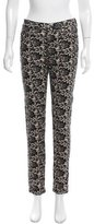 McQ by Alexander McQueen Printed Skinny Jeans