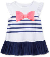First Impressions Bow Tulle Tunic, Baby Girls, Created for Macy's