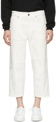 Tiger of Sweden White Ian Jeans