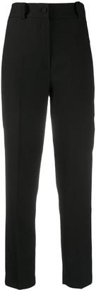 Hebe Studio Looney high-rise trousers