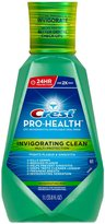 Crest Pro-Health Multi-Protection CPC Antigingivitis/Antiplaque Invigorating Rinse - 1 lt - Clean Mint