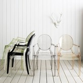 Graham and Green Kartell Louis Ghost Armchairs