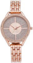 Charter Club Women's Rose Gold-Tone Bracelet Watch 33mm, Created for Macy's