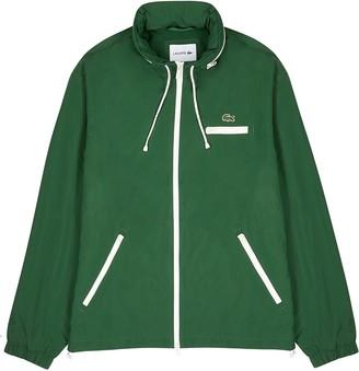 Lacoste Green Shell Jacket